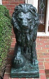 The only 'Lion' you will get from us is bronze!